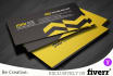 create AMAZING ColourFul Business Card In 12 Hours