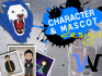 design any kind of mascot or character just for you