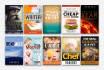 create a professional ebook cover