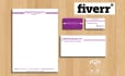 design a nice Stationery for your business
