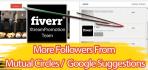 collect high quality 50 Google CIRCLES check Extras