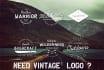 design stylish clean unique corporate brand  logo