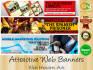 create, Amazing Web BANNER, Header, Web Ads, Web Slider