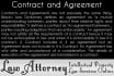 draft Contracts, Agreements, Deeds, Legal Documents