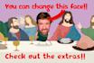 make this honest customized Birthday cartoon video
