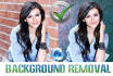 do BACKGROUND Remove On fiverr