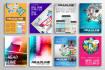 design all your banner,header Advertising
