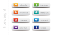make You 5 Buttons For Your Website, App or Whatever Professionaly in Photoshop CS6, just only