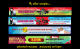 design 2 marvelous BANNER Ads with free psd files
