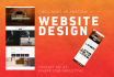 design an awesome website