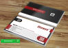 design OUTSTANDING 2side business card