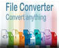professionally convert your files into any desired formats