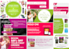 design modern and creative banner ads, header, social covers