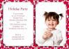 create a Chritmas Party Invite within 48 hours