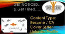 make your Resume or Cover letter or LinkedIn  profile for you