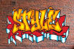 write your name and anything you want in Graffiti