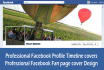 design Creative Facebook Cover pages
