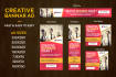 design Creative Banner Ads