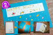 design hand made Birthday Card or any other Greetings Card