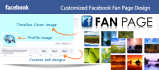 create a FANPAGE  and be your Social media guide for 2 days