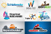 do professional and Awsome logo design