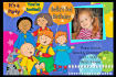 create a birthday party invitation for your kid
