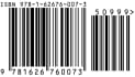 create a barcode for your books ISBN