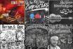 doodle CHALKBOARD Music Album covers