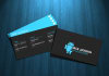 create a CUSTOM and unique business card