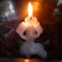 set a love intention or cast a white magic candle spell