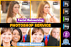 adobe Photoshop edit photo,retouching,