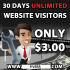 50000 Web Traffic To Your Website, Blog or Affiliate Link