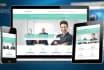 make any wordpress Premium Design website or Blog from scratch