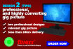 design 2 Fiverr GIG picture for you