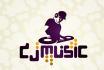 design a modern, music logo