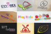 design a STUNNING Logo for any type of industry