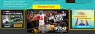advertise your banner on my NFL site for 15 days