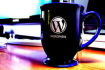 create a wordpress website in your Requirement