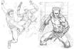 draw a Super Hero Sketch