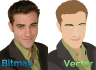create A Vector Image From Your Bitmap Image