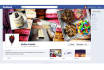 create a professional Facebook timeline cover