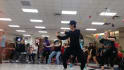 teach choreography easy to hard