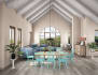 create Interior, Exterior, 2D and 3D floor plan