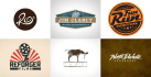 create LOGOS with free unlimited revisions