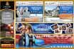 design Cool Professional BANNERS for you
