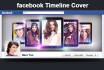 make creative Header,Timeline Cover for your Social Media