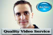 offer a skype consultation for your video order