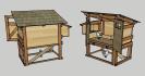 design a custom backyard chicken coop