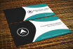 design Eye Catching BUSINESS card with source file