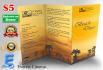 design Flyer, Brochure, WITHIN 10 hours